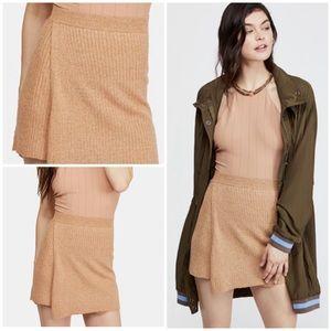 Free People Mod Wrap Skirt